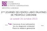 3ème Journée des Fentes Labiopalatines - L'Annonce d'une malformation lors du diagnostic enténatal