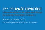 1ère Journée Thyroïde du Centre de Chirurgie ORL