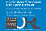 2èmes Journées Multidisciplinaires des Apnées et Troubles du Sommeil de l'Enfant et de l'Adulte 4 Ateliers DPC