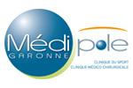 Communication et opérations de relations publiques pour la clinique du sport et médico-chirurgicale Médipole Garonne à Toulouse